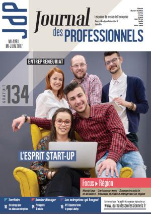 Journal des Professionnels n° 134, actualité économique Poitou-Charentes Limousin Vendée Gironde
