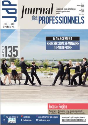 Journal des Professionnels n°135, Nouvelle-Aquitaine, publicité